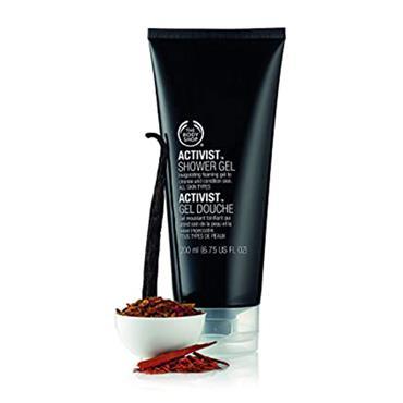The Body Shop Activist Shower Gel 200ml