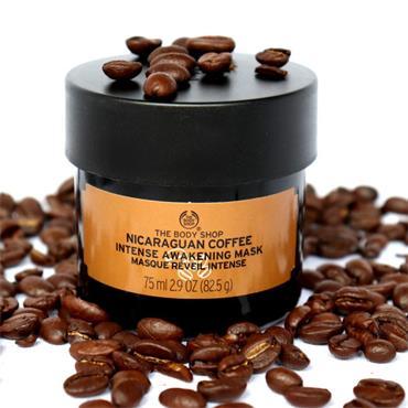 The Body Shop Nicaraguan Coffee Intense Awakening Mask 15ml