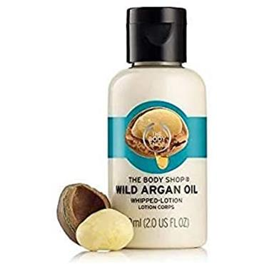 The Body Shop Wild Argan Oil Whipped Lotion 60ml