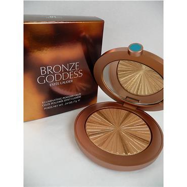 Estee Lauder Bronze Goddess Highlighting Powder Gelee 01 Heat Wave