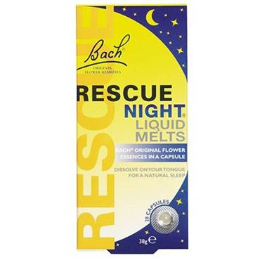 Rescue Remedy Night Liquid Melts 28 capsules