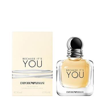 Emporio Armani Because Its You Eau De Parfum 50ml