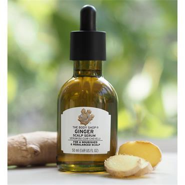 The Body Shop Ginger Scalp Serum 50ml