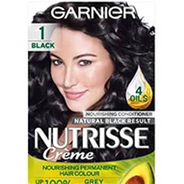 GARNIER NUTRISSE CREME - 1 Black