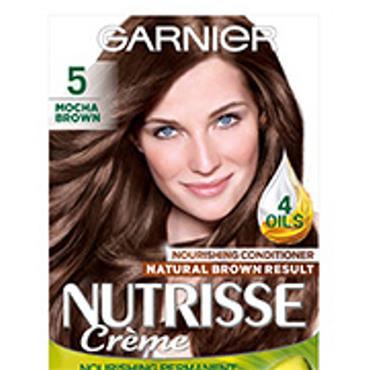 GARNIER NUTRISSE CREME - 5 MOCHA BROWN