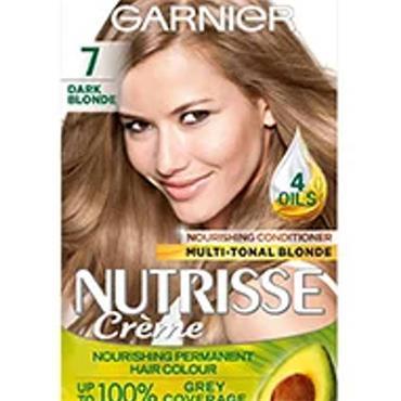 GARNIER NUTRISSE CREME - 7 Dark Blonde