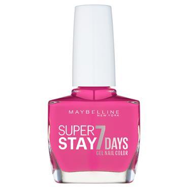 Maybelline SuperStay 7 Days Gel Nail Polish Bubblegum