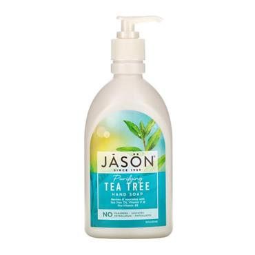 JASON JASON TEA TREE HAND SOAP 473ML