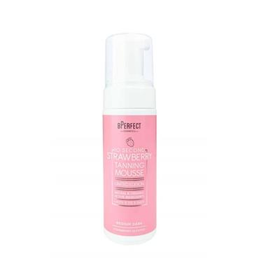 BPERFECT BPERFECT 10 SECOND STRAWBERRY TANNING LOTION DARK