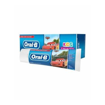 ORAL B ORAL B TOOTHPASTE STAGES CARS 75ML