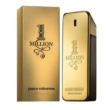 PACO RABANNE ONE MILLION FOR MEN EDT