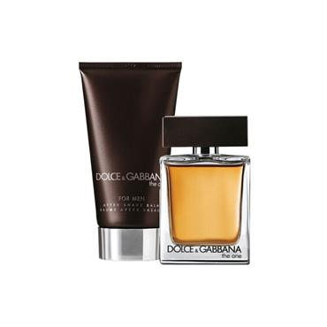 D&G DOLCE & GABBANA THE ONE FOR MEN 50ML 2PC GIFTSET