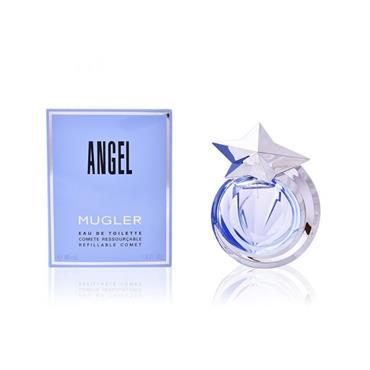 THIERRY MUGLER ANGEL EAU DE TOILETTE REFILLABLE 40ML