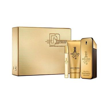 PACO RABANNE PACO RABANNE ONE MILLION 3PC GIFT SET