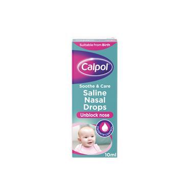 CALPOL SALINE SPRAY 15ML 387517