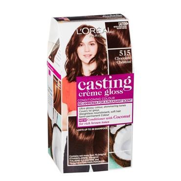 L'Oreal Casting Creme Gloss Iced Chocolate 515