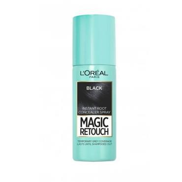 L'Oreal L'Oreal Magic Retouch Concealer Spray Black 75ml