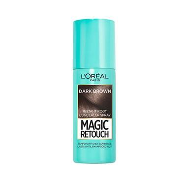 L'Oreal L'Oreal Magic Retouch Concealer Spray Dark Brown 75ml