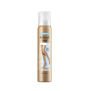 SALLY HANSEN SALLY HANSEN AIRBRUSH LEGS LIGHT GLOW LEG MAKE UP 75ML