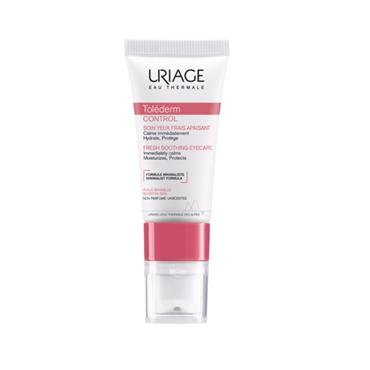URIAGE Uriage Toléderm Control Fresh Soothing Eyecare 15ml