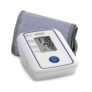 OMRON OMRON M2 BASIC AUTOMATIC BLOOD PRESSURE MONITOR