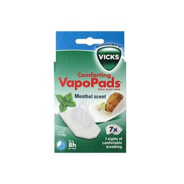 VICKS VICKS VAPOPADS REFILL SCENTED PADS 7 PACK