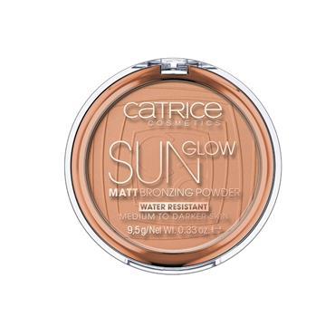 CATRICE SUN GLOW MATT BRONZING POWDER 035 9.5G