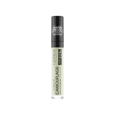 CATRICE CATRICE LIQUID CAMOUFLAGE ANTI RED HIGH COVERAGE GREEN CONCEALER 200 5ML