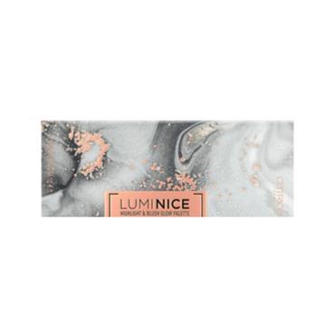 CATRICE CATRICE LUMINICE HIGHLIGHT & BLUSH GLOW PALETTE 010