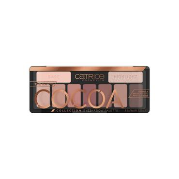 CATRICE CATRICE THE MATTE COCOA COLLECTION EYESHADOW PALETTE