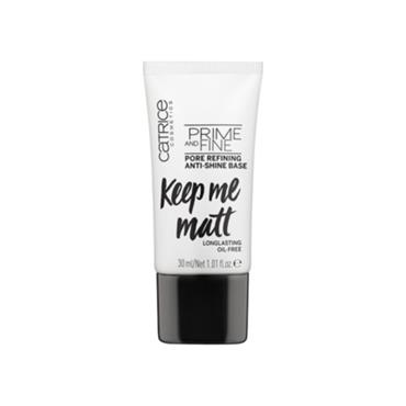 CATRICE PRIME & FINE PORE REFINING ANTI-SHINE BASE 30ML