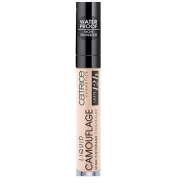 CATRICE LIQUID CAMOUFLAGE HIGH COVERAGE CONCEALER 010 5ML
