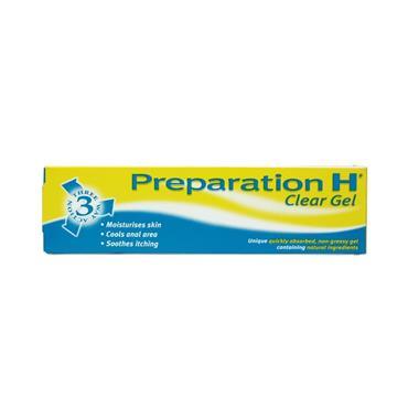 PREPARATION H PREPARATION H CLEAR GEL 25G