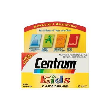 CENTRUM KIDS 30S
