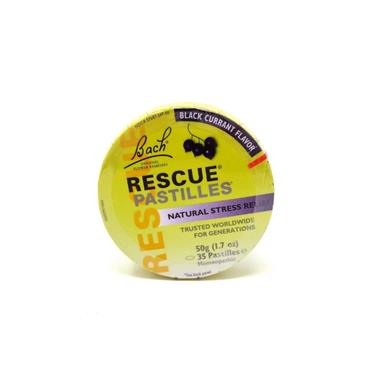 BACH RESCUE REMEDY BLACKCURRANT PAST 749474