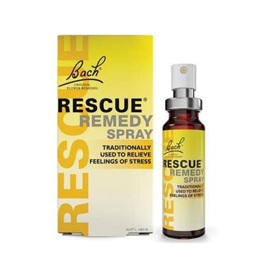 BACH BACH RESCUE REMEDY SPRAY 20ML