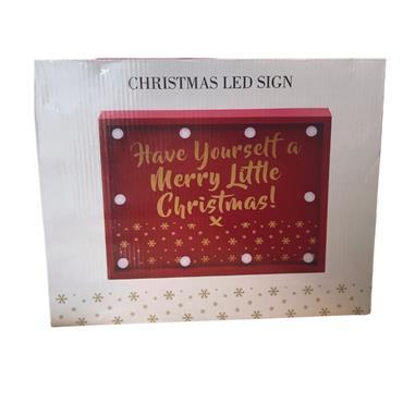 BRANDWELL CHRISTMAS LED DECORATION