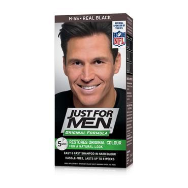 JUST FOR MEN JUST FOR MEN HAIR BLACK H55