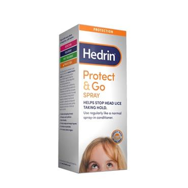 HEDRIN HEDRIN PROTECT AND GO SPRAY 120ML