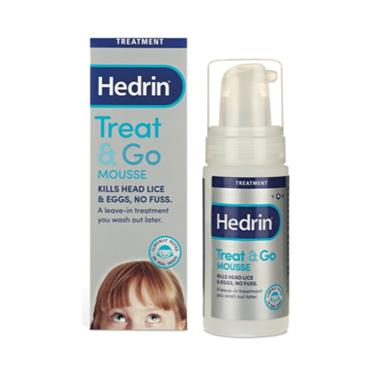HEDRIN HEDRIN TREAT AND GO MOUSSE 100ML