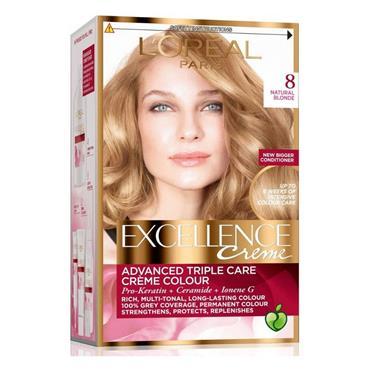 L'OREAL L'OREAL EXCELLENCE NATURAL BLONDE 8