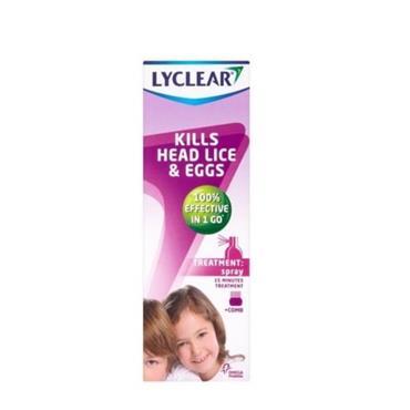 LYCLEAR LYCLEAR TREATMENT SPRAY 100ML