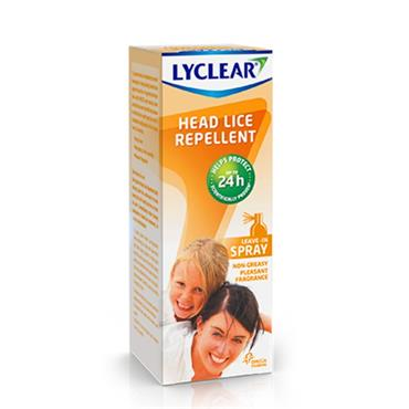 LYCLEAR LYCLEAR HEAD LICE REPELLENT SPRAY 100ML