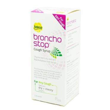 BUTTERCUP BRONCHOSTOP SYRUP 120ML