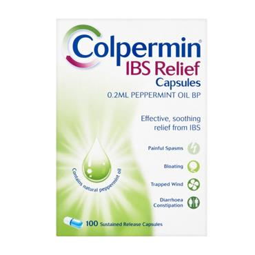 COLPERMIN IBS CAPSULES 20S
