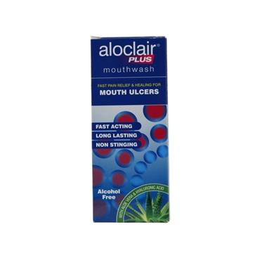 ALOCLAIR MOUTHWASH