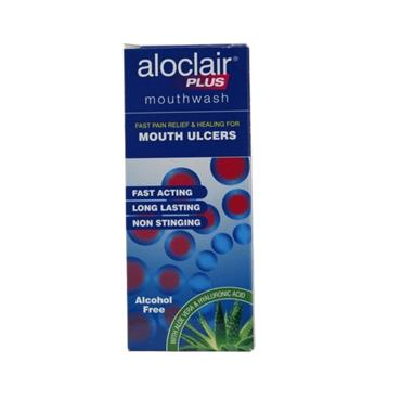 ALOCLAIR PLUS MOUTHWASH