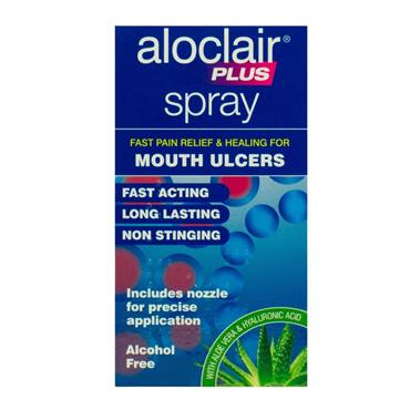 ALOCLAIR PLUS SPRAY