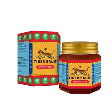TIGER BALM TIGER BALM RED OINTMENT EXTRA STRONG 19G