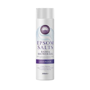 ELYSIUM ELYSIUM EPSOM SALTS LAVENDER BATH & SHOWER GEL